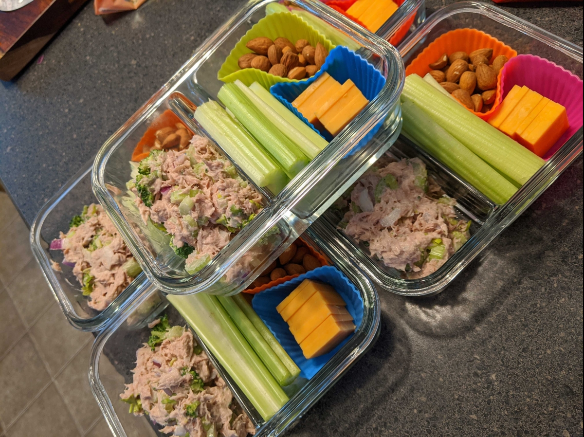 Meal Prep – Tuna Salad